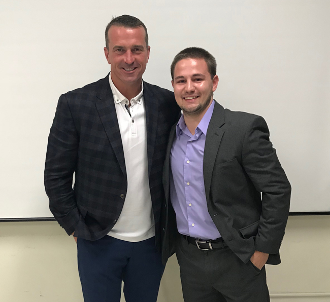 Mike's experience with Herren Talks