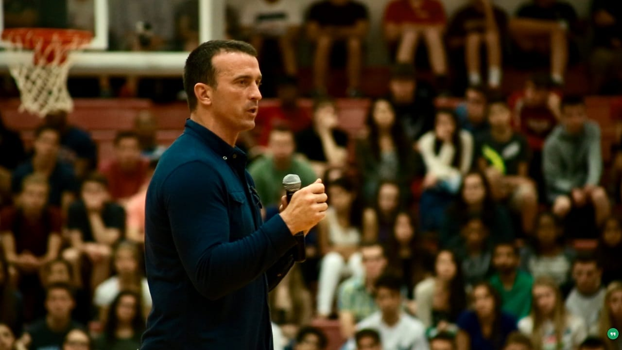 Chris Herren - Sharing his story