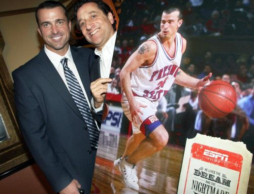 CELEBRATING 10 YEARS ON AND OFF THE COURT: ESPN 30 for 30 Unguarded