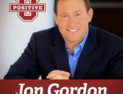 HERREN ON POSITIVE U PODCAST WITH JON GORDON