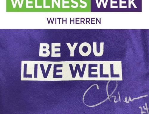 WELLNESS WEEK WITH HERREN 2020!